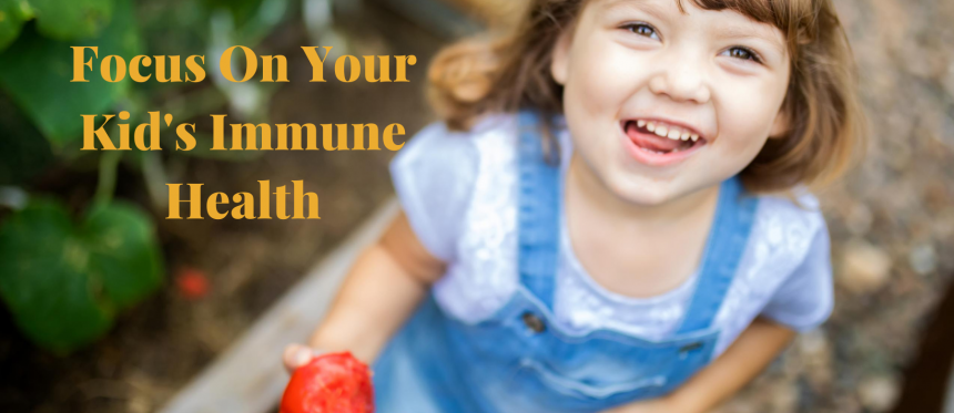 Kids Going Back To School? Support Their Immune Health With These 5 Tips