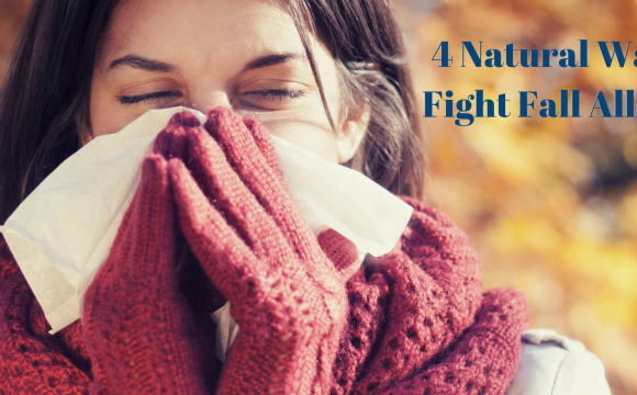 4 Tips To Fight Fall Allergies Naturally